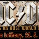 AC/DC – oficiální vyjádření pořadatele