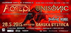 ACCEPT   UNISONIC billboard február