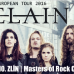 DELAIN, EVERGREY a KOBRA AND THE LOTUS přijedou do Zlína!