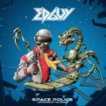 "EDGUY – ""SPACE POLICE – Defender Of The Crown"""