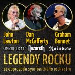 Legendy rocku navštíví ČR