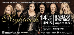 Nightwish billboard NAHLAD solo