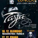 TARJA vydává nové album, které představí na koncertech v Praze a Olomouci!