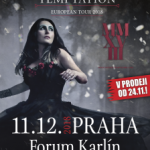 WITHIN TEMPTATION v roce 2018 navštíví Prahu