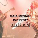 Flédou se prožene koncertní hurikán Gaia Mesiah