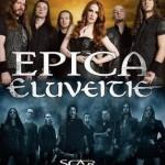 Pár slov z koncertu EPICA, ELUVEITIE a SCAR SYMETRY