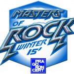 ZIMNÍ MASTERS OF ROCK – XI. ročník