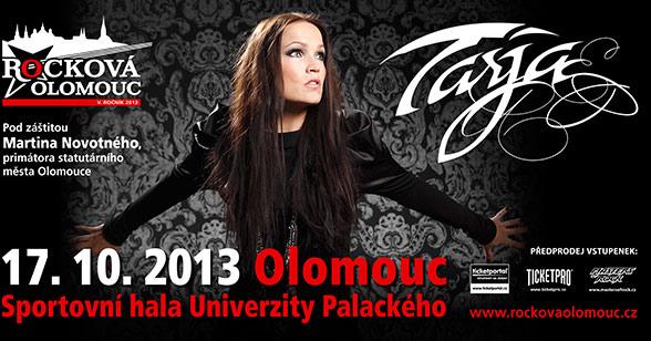 Tarja - Olomouc 2013